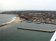 Old Harbor at Block Island